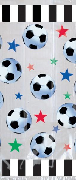 20 sachets cadeaux Soccer Worldmaster 36x14cm