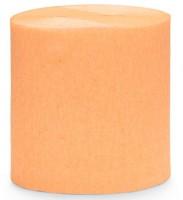 10m Krepppapier orange 4-teilig