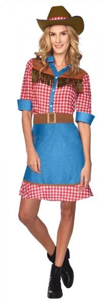 Cowgirl Annie Costume Ladies