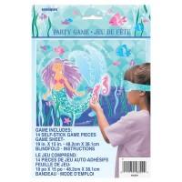 Zauberhafte Meerjungfrau Sirena Party Spiel