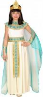 Ägyptische Schönheit Cleopatra Kinderkostüm