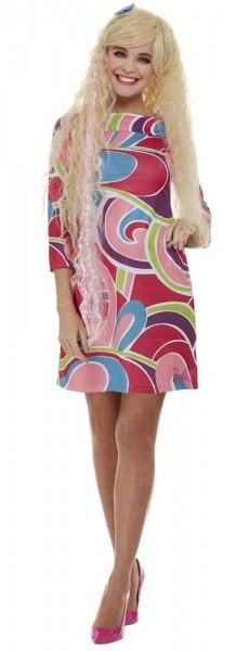 60er Jahre Barbie Damenkostüm