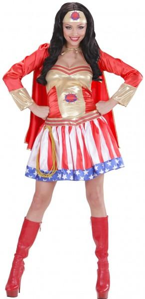 Sexy Superheldinnen Kostüm Für Damen
