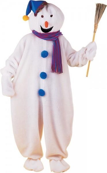 Mr Snowman unisex costume