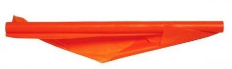 Tischdecke auf Rolle Orange 1 x 30,5m