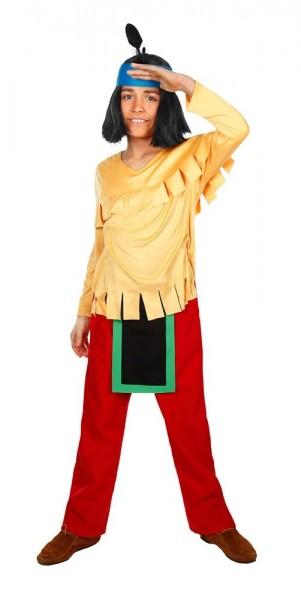 Yakari Indianerkostüm für Kinder
