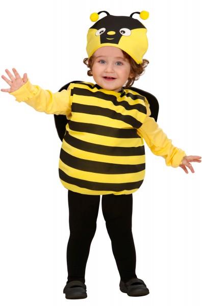 Plüsch Biene Kinderkostüm