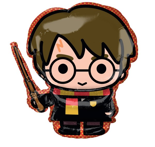 Harry Potter Emoticon Ballon 78cm