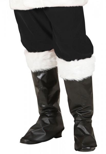 Weihnachtsmann Stulpen