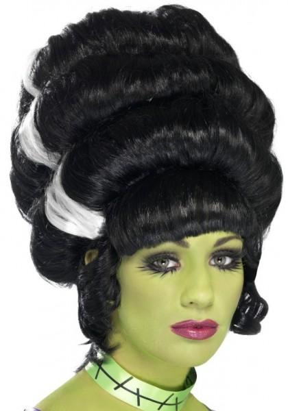 Frankensteins Braut Damenperücke