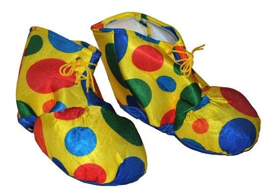Clowns Schuhüberzieher