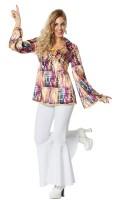 Disco 70s Shirt für Damen