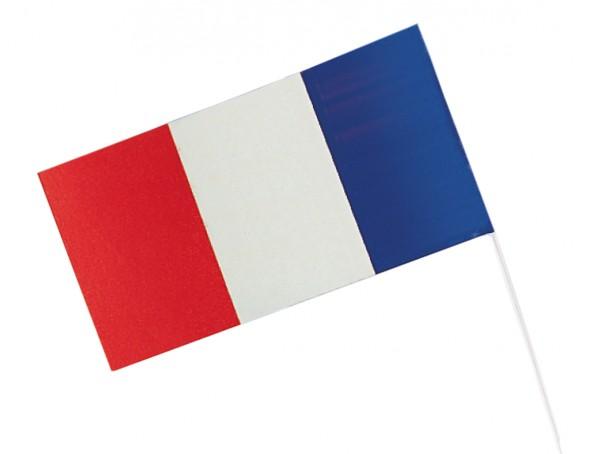 Frankreich Fahne Vive la France
