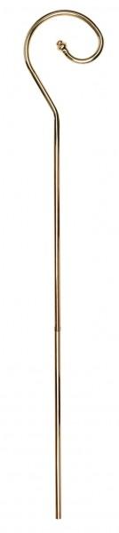 Metallener Bischofsstab 205cm