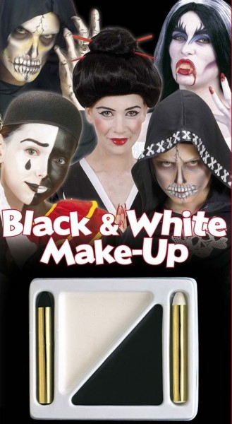 Kit trucco Black & White