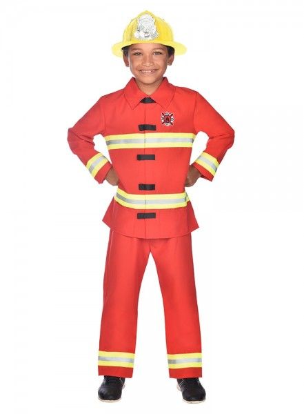 Firefighter Costume Children's