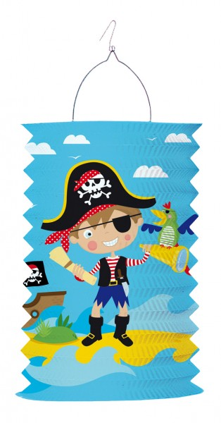 Pequeño pirata Tommy linterna 28cm