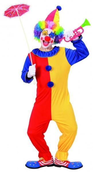 Freches Clowns Kostüm Für Kinder