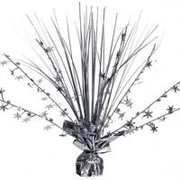 Silberne Sternentraum Tischfontäne 30cm