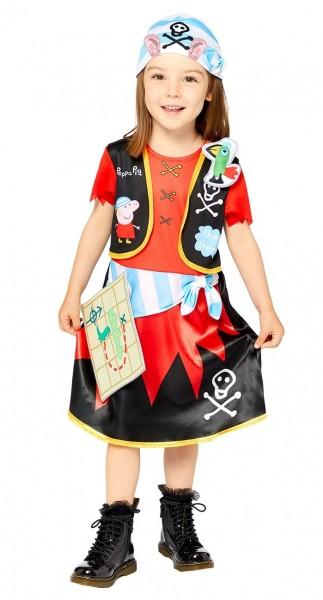 Peppa Pig Piratenkostuum Kinderkostuum
