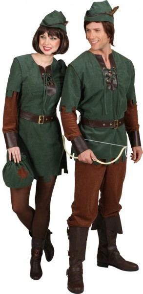 Costume femme Robina Hood