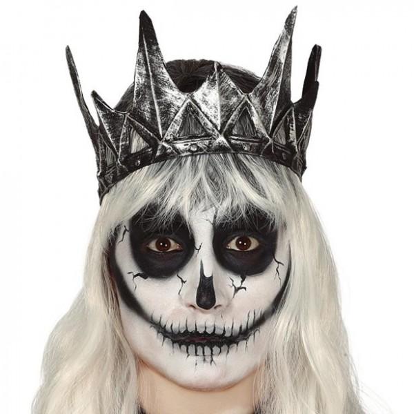 Gothic Halloween Krone für Damen