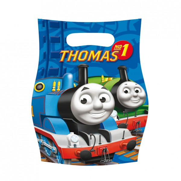 Sac cadeau Thomas + Friends 31x18cm