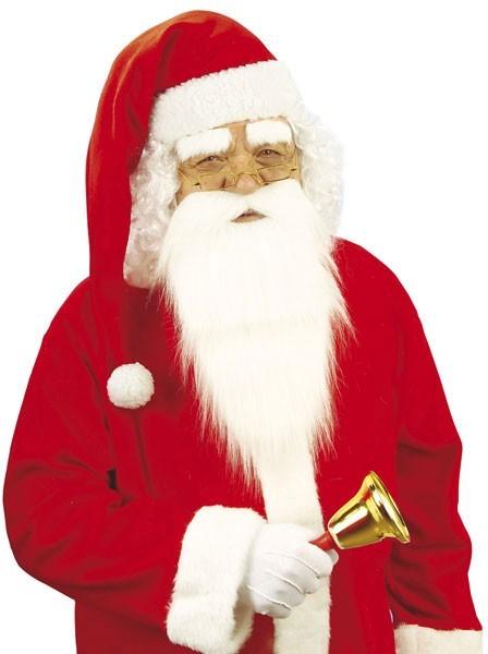 Klassische Weihnachtsmannmütze 65 cm