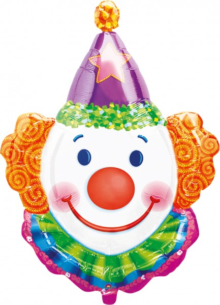 Clown balloon Pino