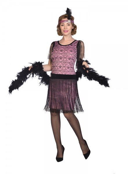 1920's Flapper Audrey Costume Ladies