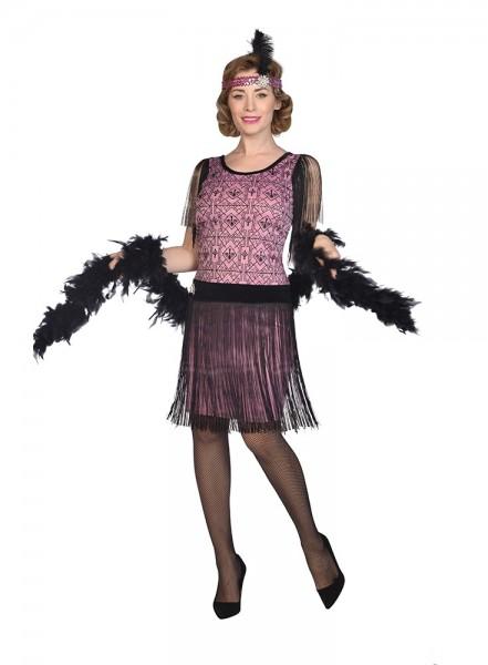 Costume da donna flapper anni '20