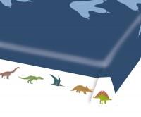 Happy Dinosaur Papier Tischdecke 1,75 x 1,15m