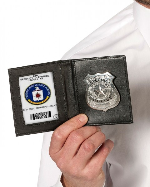 Polizeiausweis & Polizeimarke