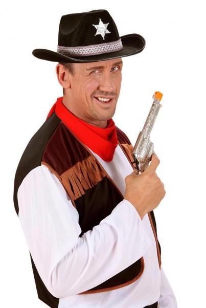 Cowboy Sheriff Hut