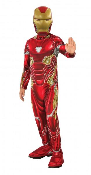Iron Man Infinity War Kinderkostüm Classic