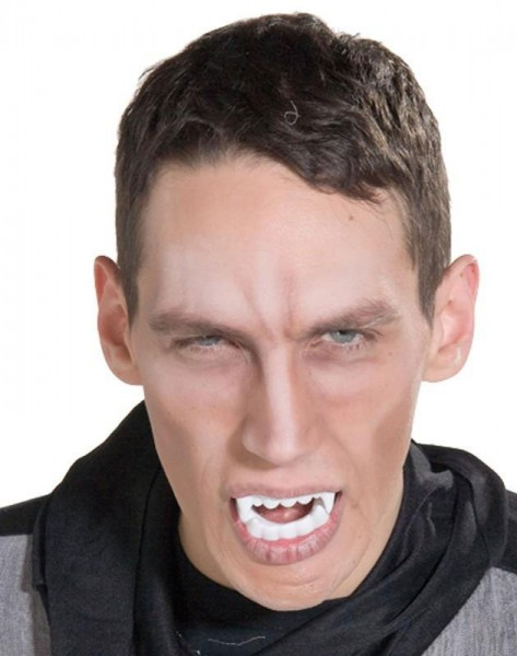 Vampirgebiss Klassiker Reißzähne