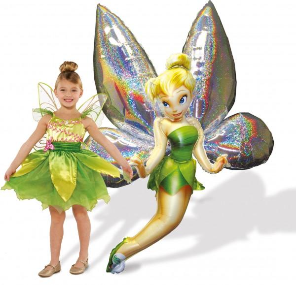 Airwalker Zauberhafte Tinker Bell XXL