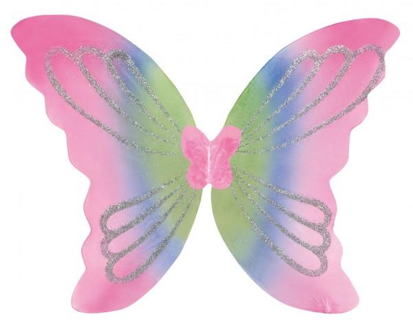 Zauberhafte Feen Flügel 49 x 44cm