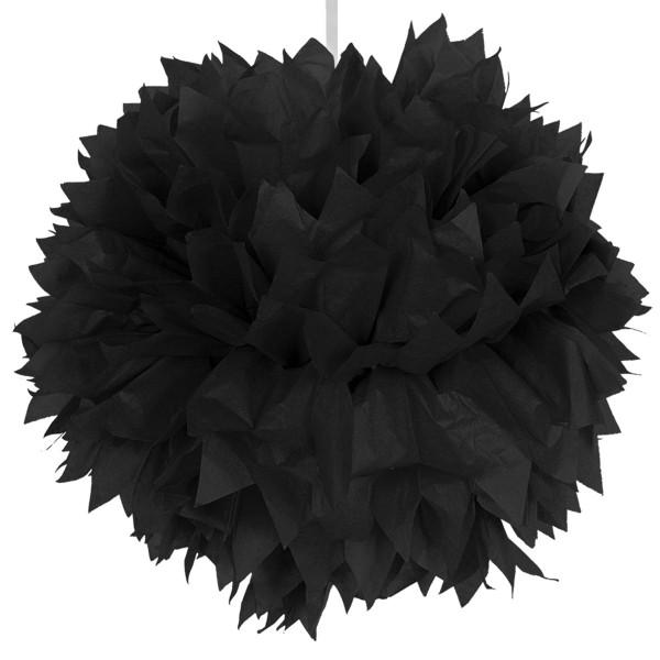 Blackie pompom 30cm