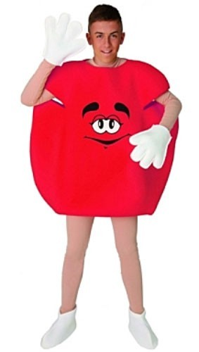 Schoko Kostüm Für Erwachsene