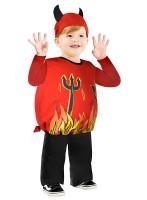 Déguisement petit diable enfant