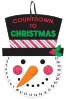 Winterwald Christmas Countdown 40 x 25cm