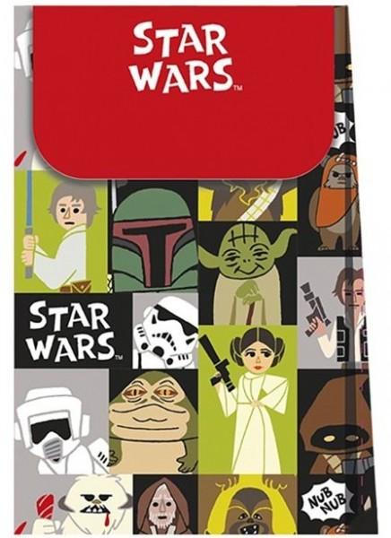 6 Star Wars Cartoon Geschenktüten