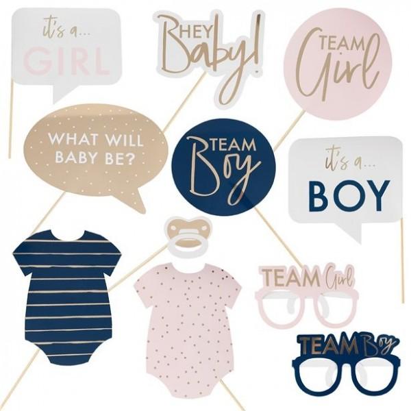 10 accesorios para fotos de niño o niña del equipo