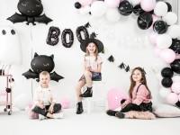 Vorschau: Boo Town Fledermaus Ballon 80 x 52cm