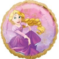 Rapunzel Folienballon Best day 45cm