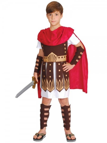 Gladiator Julius Costume Boys