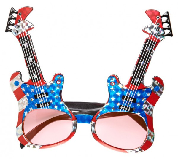 Rock N Roll USA Brille
