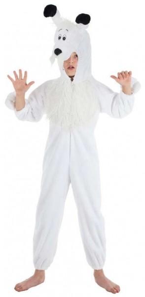 Idefix-kostuum voor kinderen