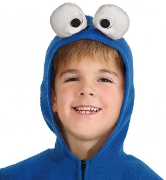 Cookie Monster Kinderkostüm
